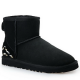 Купить UGG Classic Mini Ornament Black в Украине