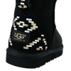 Купить UGG Classic Mini Ornament Black в Украине