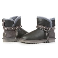 UGG Mini Bailey Renn Камни Grey