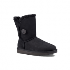 Купить UGG Bailey Button Black II в Украине