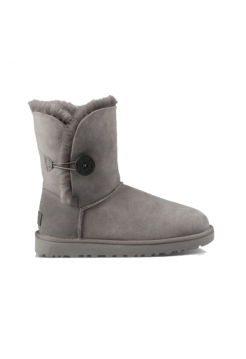 Купить UGG Bailey Button Grey II В Украине