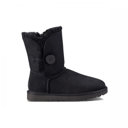 UGG Bailey Button Black II