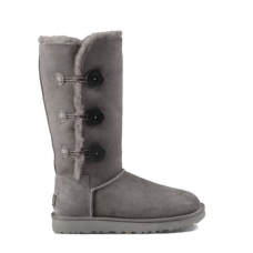 Купить UGG Bailey Button Triplet Grey II в Украине