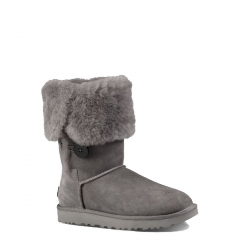 UGG Bailey Button Triplet Grey II