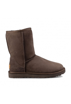 Купить UGG Classic Short II Man Chocolate В Украине