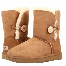 Купить UGG Bailey Button Chestnut II в Украине