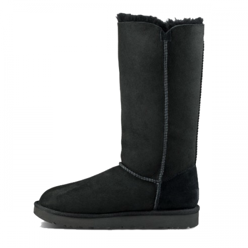 UGG Bailey Button Triplet Bling black II
