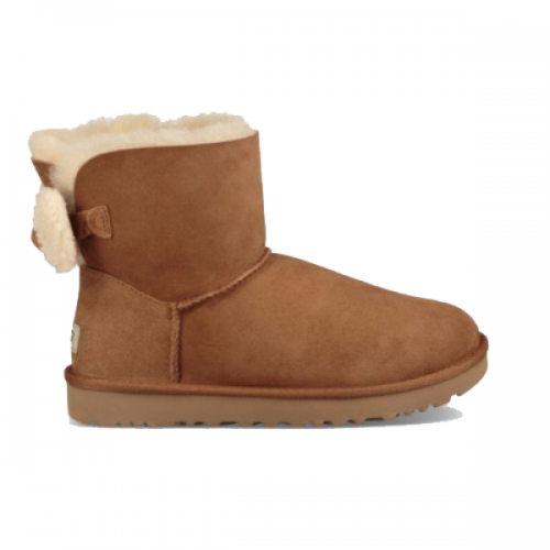 Купить UGG Mini Bailey Bow Arielle Chestnut в Украине