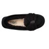Купить UGG Ansley Fur Bow Black в Украине