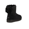 Купить UGG Mini Bailey Bow Arielle Black в Украине