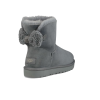 Купить UGG Mini Bailey Bow Arielle Grey в Украине